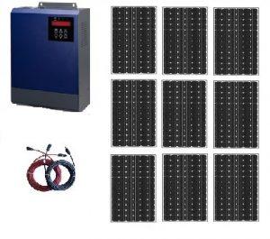 paneles solares en Santiago