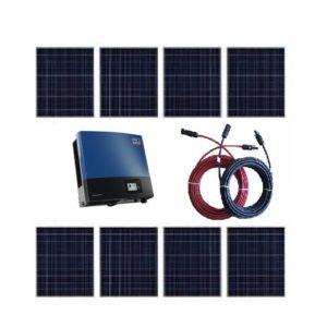 kit on grid