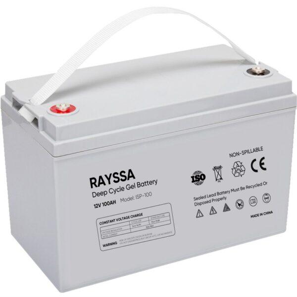 batería de ciclo profundo
